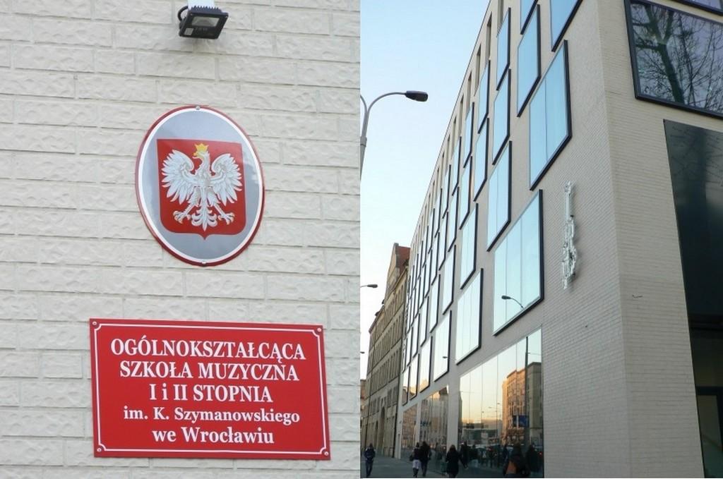 Music School I and II - degree in Wrocław