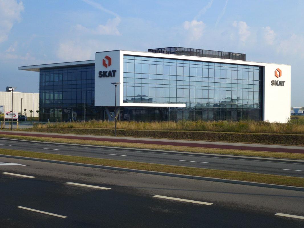 SKAT office in Gdańsk