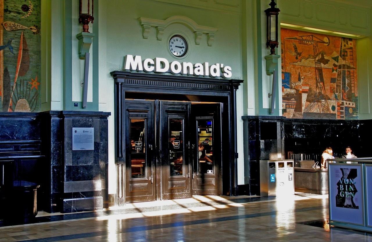 McDonald's restaurant Gdynia