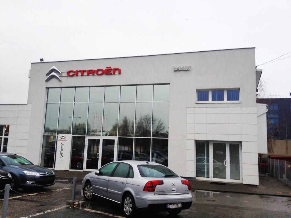 Exmot  Citroen, Iveco, Kubota Bydgoszcz