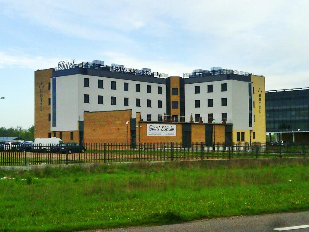 Szyszko Hotel in Suwałki
