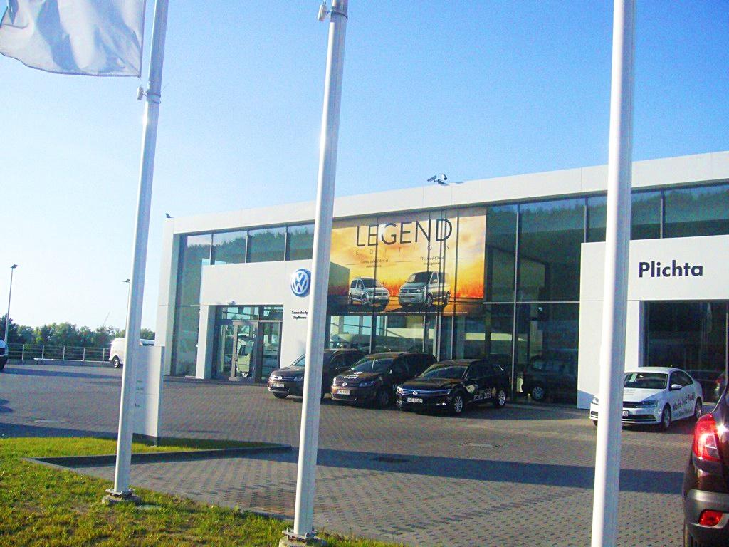 Plichta Volkswagen Gdynia