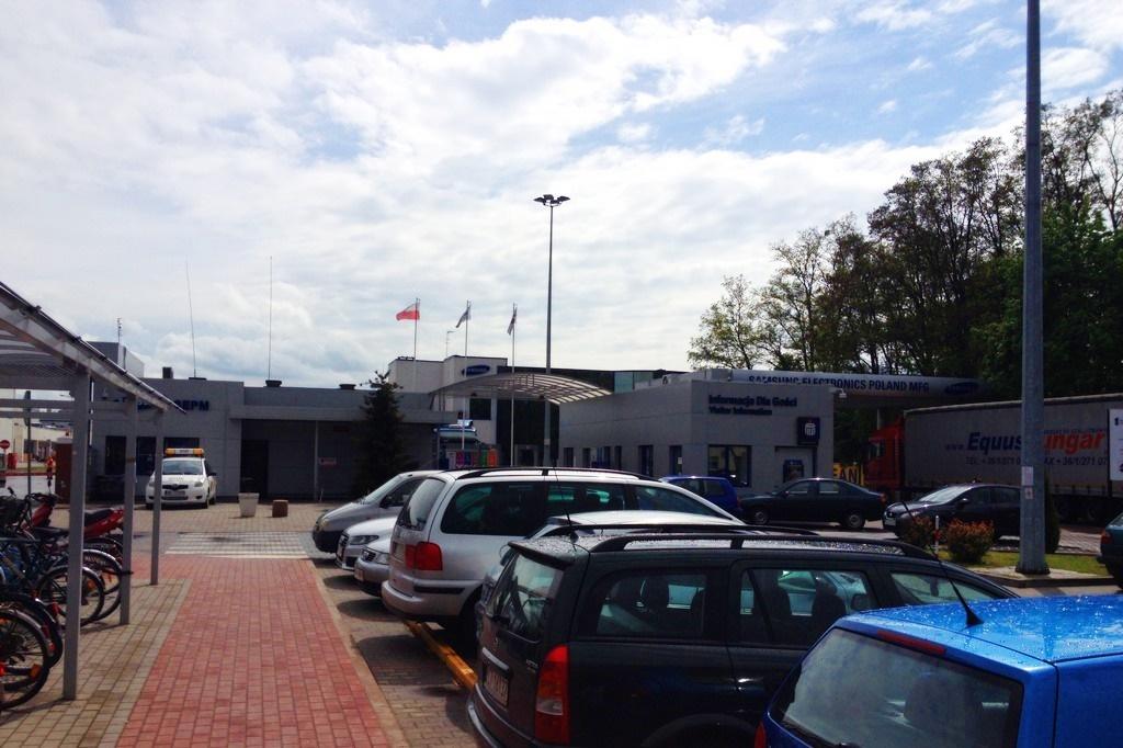 Samsung Production Hall Wronki