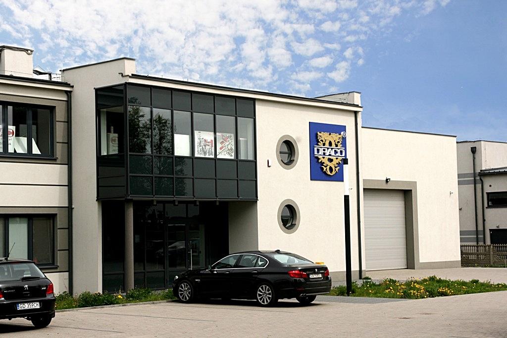 DRACO office in Gdańsk