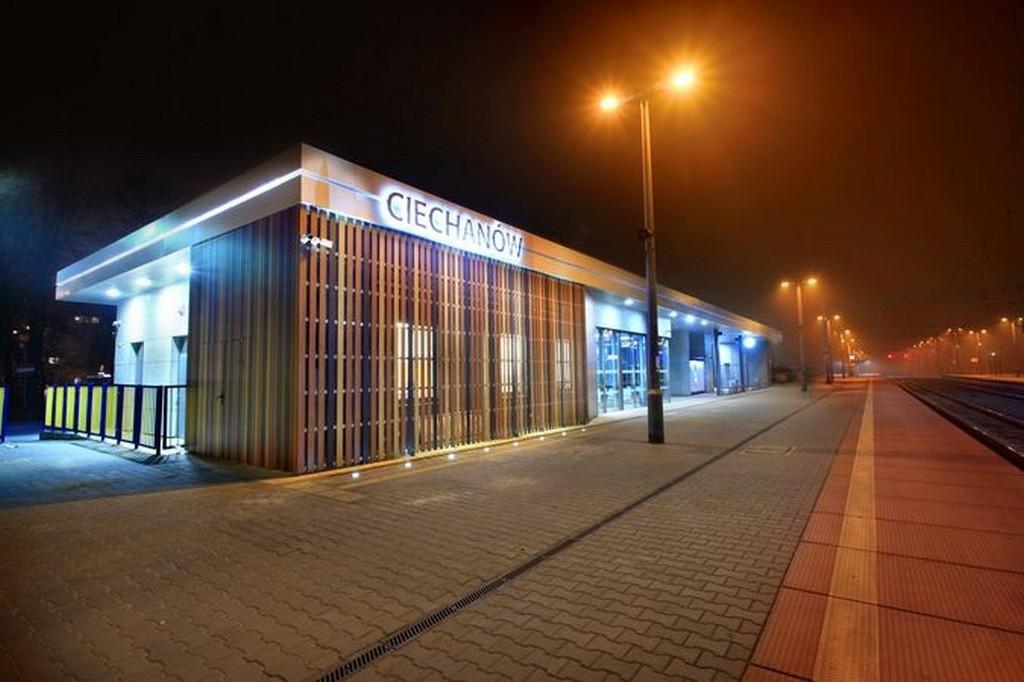 IDS: Ciechanów PKP Station