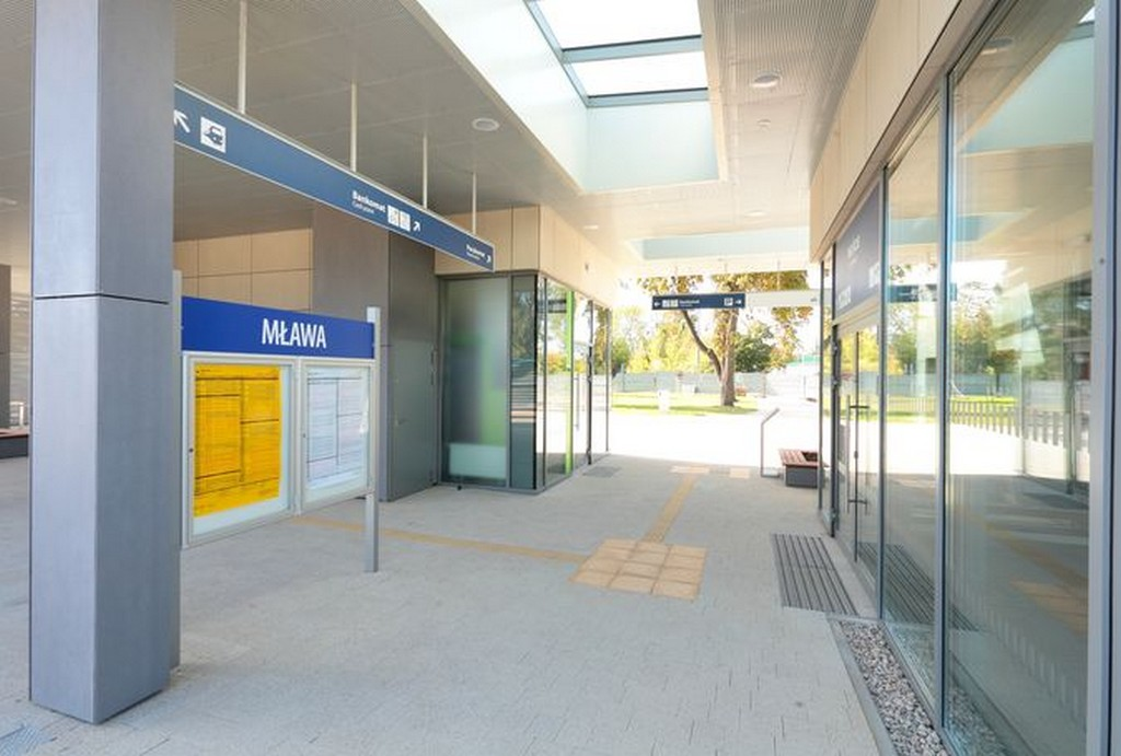 IDS: Mława PKP Station